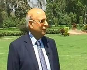 Ab Kiya Hoga (Governor Punjab Ch. Muhammad Aslam Interview) – 5th April 2014