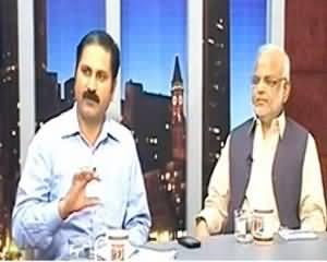 Ab Kiya Hoga (Kiya IMF Ka Loan Rupey Per Bhari Par Gaya?) - 19th October 2013