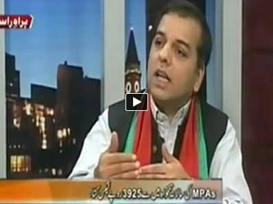Ab Kiya Hoga (MPA Ki Annual Salary Se Tax Kitna) – 2nd October 2014