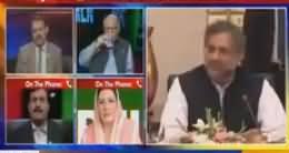 Ab Pata Chala (Nawaz Sharif Ki Bayan Per Nai Mantaq) - 15th May 2018