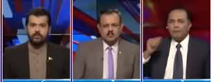 Ab Pata Chala With Usama Ghazi (Politics of Chaos) - 15th October 2019