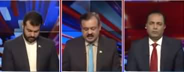 Ab Pata Chala With Usama Ghazi (Sindh Govt in Trouble) - 11th September 2019