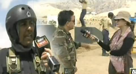 Ab Tak (Special Program, Pakistan Navy Soldiers Tough Training) – 11th April 2014