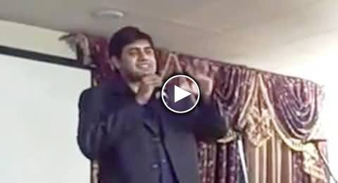 Abar ul Haq and Bhatti Sahib - Abrar ul Haq Telling Very Funny Jokes of His Friend Bhatti Sahib
