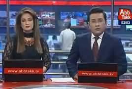 Abbtak 9pm News Bulletin – 2nd March 2019