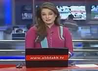 Abbtak News 9pm Bulletin – 10th August 2016