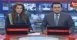 Abbtak News 9pm Bulletin – 10th August 2018