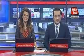 Abbtak News 9pm Bulletin – 10th January 2018