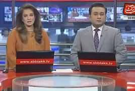 Abbtak News 9pm Bulletin – 10th March 2018