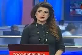 Abbtak News 9pm Bulletin – 11th April 2017