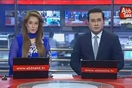 Abbtak News 9pm Bulletin – 11th August 2018