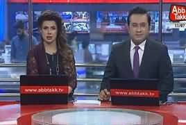 Abbtak News 9pm Bulletin – 11th July 2018