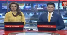 Abbtak News 9pm Bulletin – 11th November 2018
