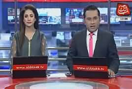 Abbtak News 9pm Bulletin – 12th April 2018