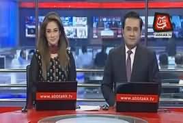 Abbtak News 9pm Bulletin – 12th February 2018