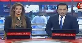 Abbtak News 9pm Bulletin – 12th October 2018