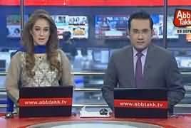 Abbtak News 9pm Bulletin – 13th October 2018