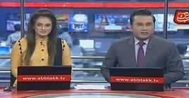 Abbtak News 9pm Bulletin –– 14th December 2018