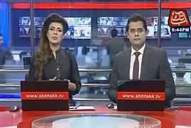 Abbtak News 9pm Bulletin – 15th April 2017