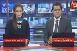 Abbtak News 9pm Bulletin – 17th August 2017