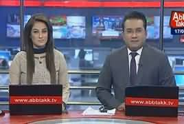 Abbtak News 9pm Bulletin – 17th January 2019