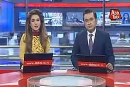 Abbtak News 9pm Bulletin – 18th February 2018