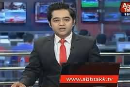 Abbtak News 9pm Bulletin – 18th March 2017