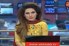 Abbtak News 9pm Bulletin – 19th April 2017