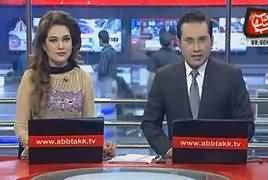Abbtak News 9pm Bulletin –1st February 2018