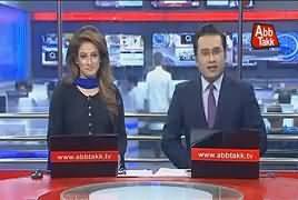 Abbtak News 9pm Bulletin – 1st November 2017