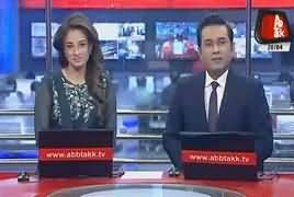 Abbtak News 9pm Bulletin – 20th April 2018