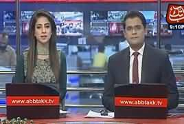 Abbtak News 9pm Bulletin – 20th June 2017