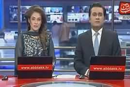 Abbtak News 9pm Bulletin – 21st December 2017