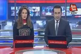 Abbtak News 9pm Bulletin – 21th April 2018