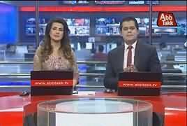 Abbtak News 9pm Bulletin – 22nd June 2017