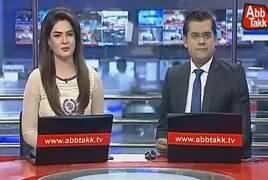 Abbtak News 9pm Bulletin – 22nd October 2017