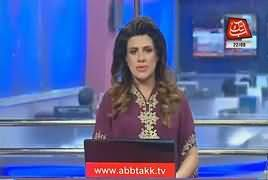 Abbtak News 9pm Bulletin – 22nd September 2017