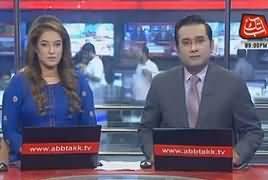 Abbtak News 9pm Bulletin – 23rd September 2018