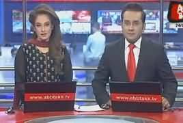 Abbtak News 9pm Bulletin – 24th March 2018