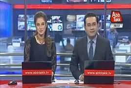 Abbtak News 9pm Bulletin – 25th December 2017