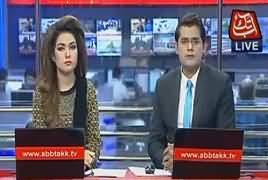 Abbtak News 9pm Bulletin – 25th March 2017