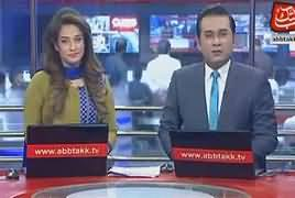 Abbtak News 9pm Bulletin – 27th April 2018