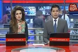 Abbtak News 9pm Bulletin – 27th March 2017
