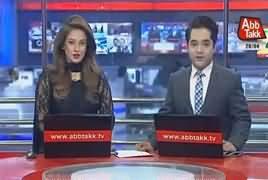 Abbtak News 9pm Bulletin – 28th April 2018