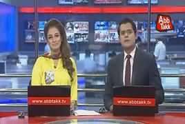 Abbtak News 9pm Bulletin – 28th August 2017