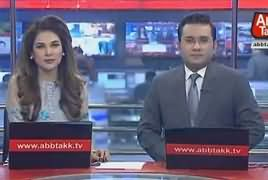 Abbtak News 9pm Bulletin – 28th July 2018