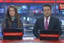 Abbtak News 9pm Bulletin – 2nd February 2019