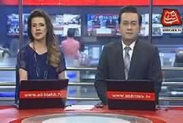 Abbtak News 9pm Bulletin – 2nd March 2018