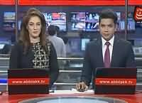 Abbtak News 9pm Bulletin – 31st October 2016