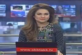 Abbtak News 9pm Bulletin – 4th March 2018